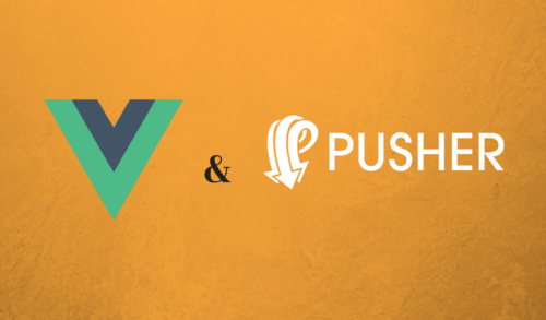 image for vue.js and pusher tutorial