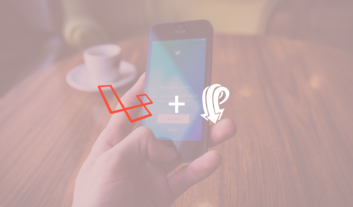 image for build realtime twitter features with laravel